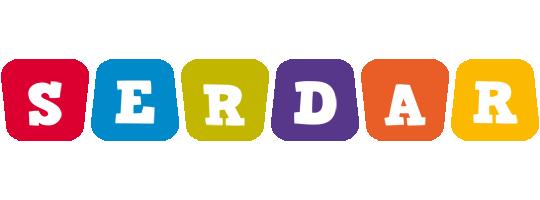Serdar daycare logo