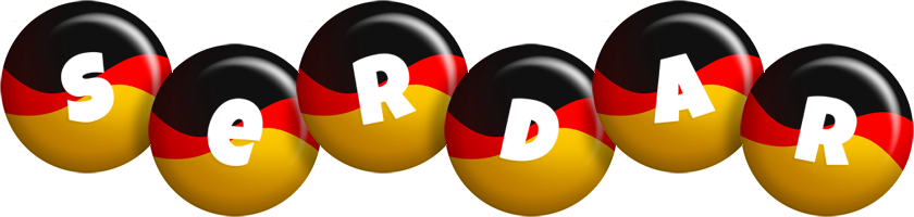Serdar german logo