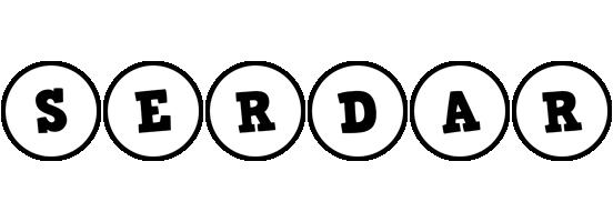 Serdar handy logo