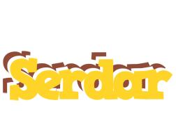 Serdar hotcup logo