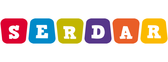 Serdar kiddo logo