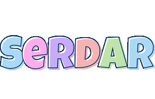 Serdar pastel logo