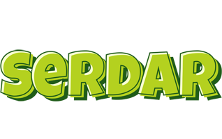 Serdar summer logo