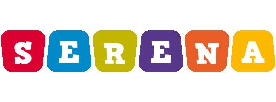 Serena daycare logo