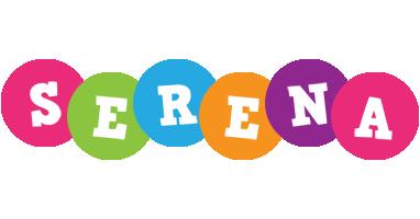 Serena friends logo