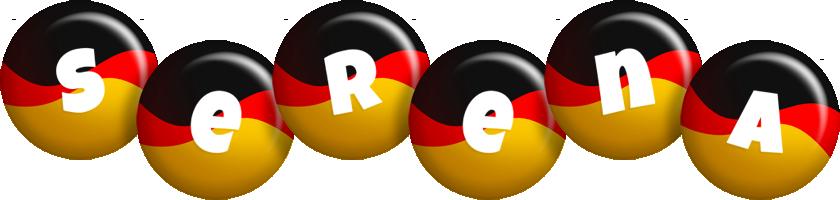 Serena german logo