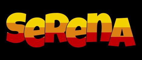 Serena jungle logo