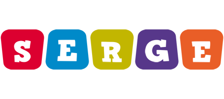 Serge daycare logo