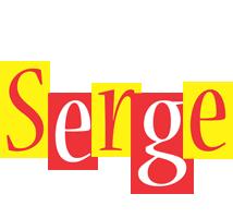 Serge errors logo