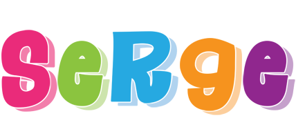 Serge friday logo