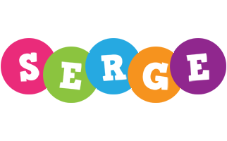 Serge friends logo