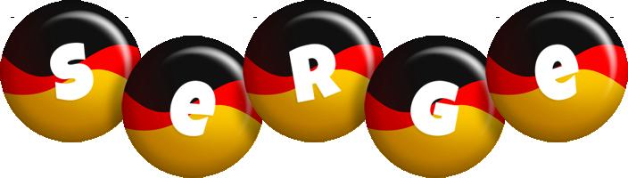 Serge german logo