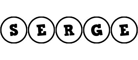 Serge handy logo