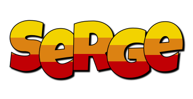 Serge jungle logo
