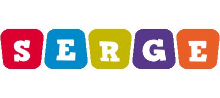 Serge kiddo logo