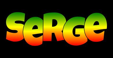 Serge mango logo