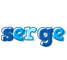 Serge sailor logo
