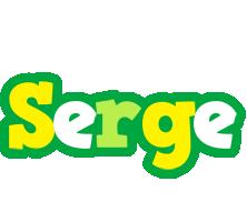 Serge soccer logo
