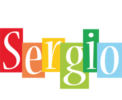 Sergio colors logo