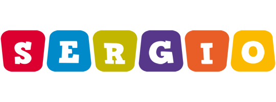 Sergio daycare logo