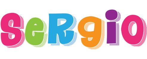 Sergio friday logo