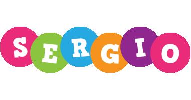 Sergio friends logo