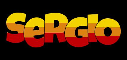 Sergio jungle logo