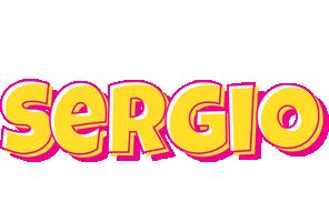 Sergio kaboom logo