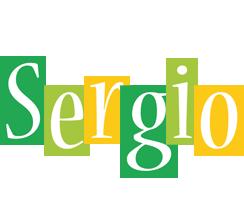 Sergio lemonade logo