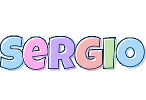 Sergio pastel logo