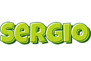 Sergio summer logo