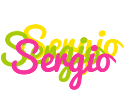 Sergio sweets logo