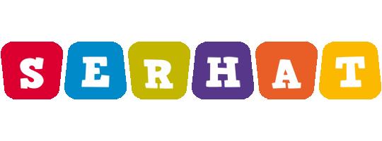 Serhat kiddo logo