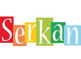 Serkan colors logo