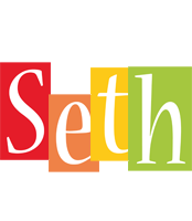 Seth colors logo