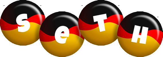 Seth german logo