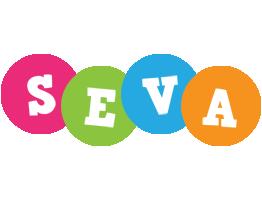 Seva friends logo