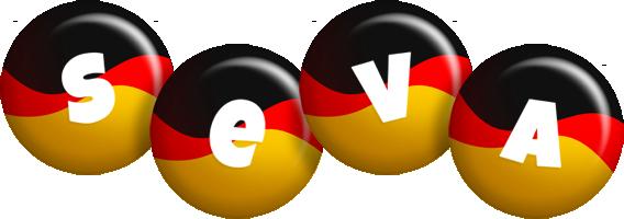 Seva german logo