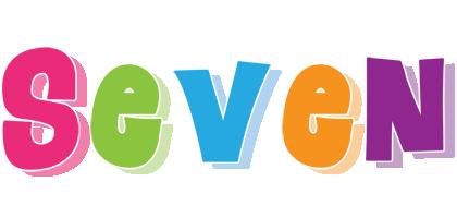 Seven friday logo