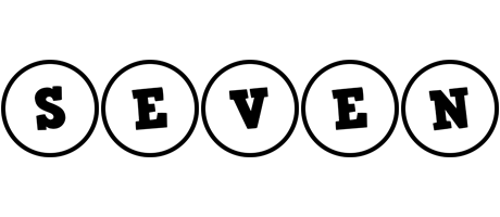 Seven handy logo