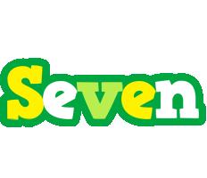 Seven soccer logo