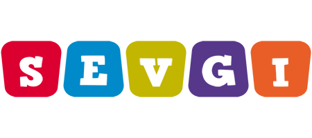 Sevgi daycare logo