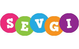 Sevgi friends logo