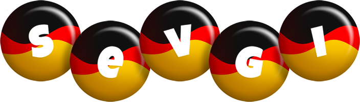Sevgi german logo