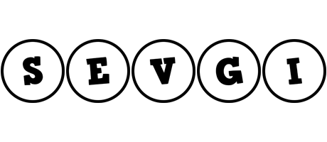 Sevgi handy logo