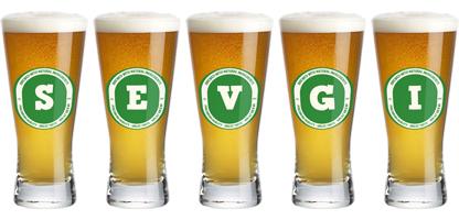 Sevgi lager logo