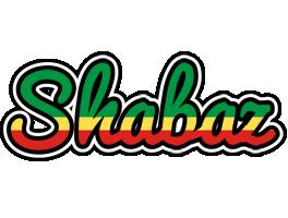 Shabaz african logo