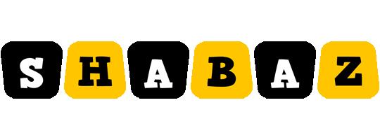 Shabaz boots logo