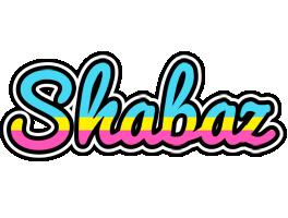 Shabaz circus logo