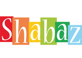 Shabaz colors logo